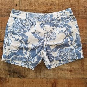 Banana Republic Hawaiian Floral Shorts